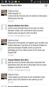Kaysie - Rassure - 27.04
